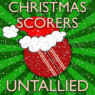 Cover art for 2020 Christmas Special: Christmas Scorers Untallied