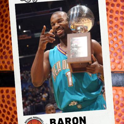 Cover art for Baron Davis on Legends Live with Trill Withers (S2E1 - 1/7/2021)