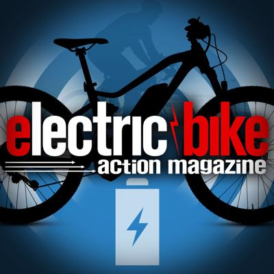 Cover art for Welcome To the Electric Bike Action Podcast