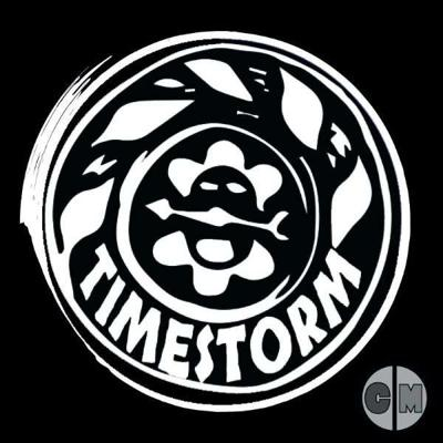 Cover art for Timestorm -