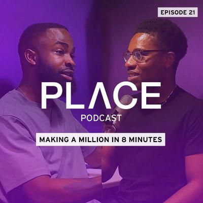 Cover art for Ep.21 – Making a million in 8 minutes