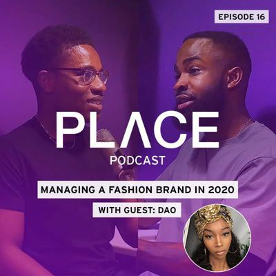 Cover art for Ep.16 – Managing a fashion brand in 2020