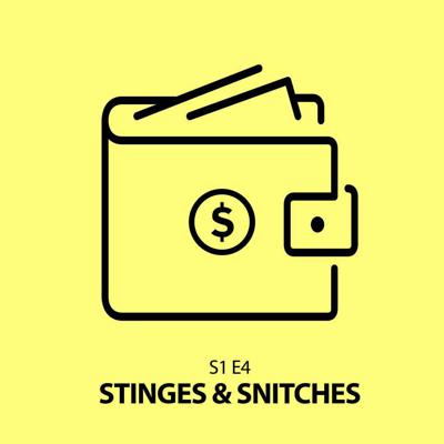 Cover art for Stinges & Snitches