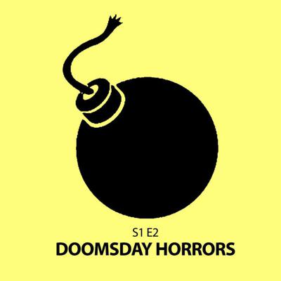 Cover art for Doomsday Horrors