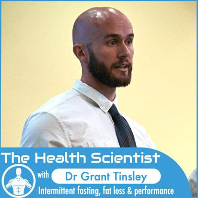Cover art for Ep.50 Grant Tinsley: Intermittent fasting, fat loss and performance