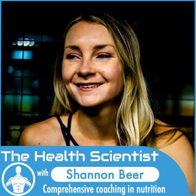 Cover art for Ep.46 Shannon Beer: Comprehensive coaching in nutrition