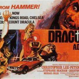 Cover art for S1E9 -Dracula A.D. 1972