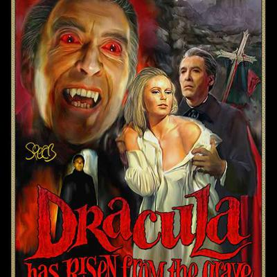 Cover art for S1E5 -Dracula Has Risen From The Grave