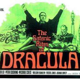 Cover art for S1E10 -The Satanic Rights of Dracula