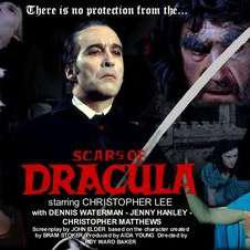 Cover art for S1E8 -Scars of Dracula