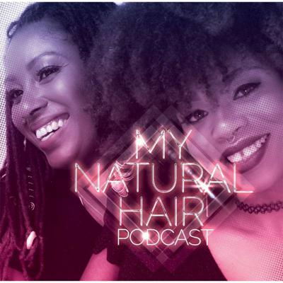 Cover art for Stress, Depression, Anxiety & Natural Hair