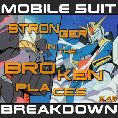 Cover art for 2.45: Stronger in the Broken Places