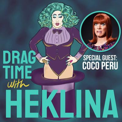 Cover art for S1E5 - It's Big, It's Beautiful, and You're Gonna Love It! ft. Miss Coco Peru