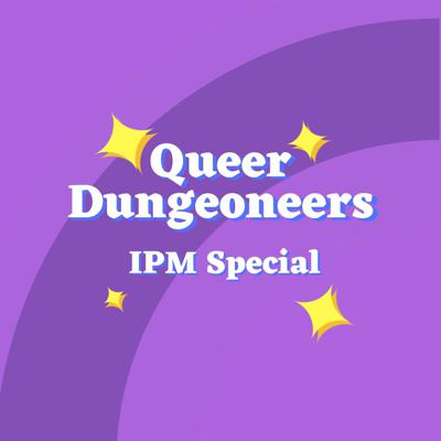 Cover art for S2E52 - AD: Queer Dungeoneers - Masks: The Moon Hunter