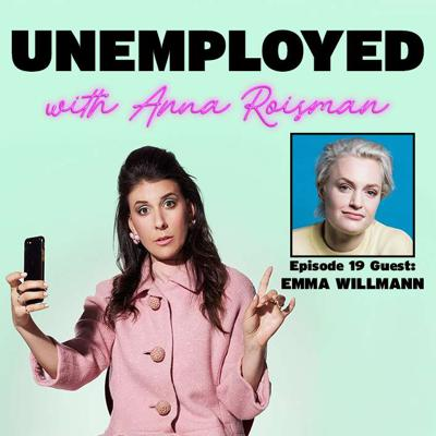 Cover art for Episode 19: Friends Make The Best Professional References with Emma Willmann