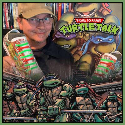 Cover art for Kevin Eastman (TMNT Co-Creator) Interview | Panel to Panel: Turtle Talk