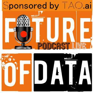 Cover art for The Future Of Data