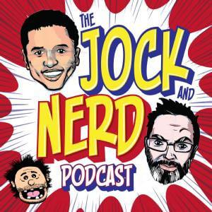 Cover art for The Jock and Nerd Show - Take Two