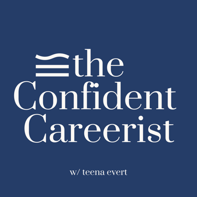 Cover art for The Confident Careerist