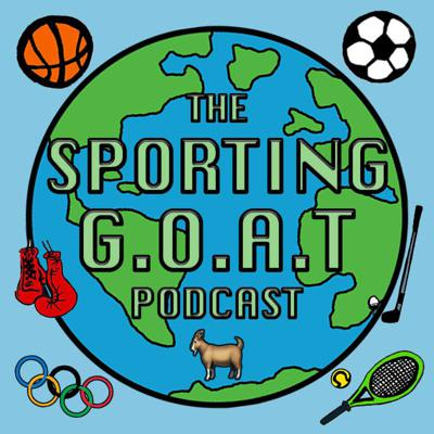 Cover art for The Sporting GOAT