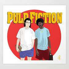 Cover art for S1E96 - Pulp Fiction Chapter Three