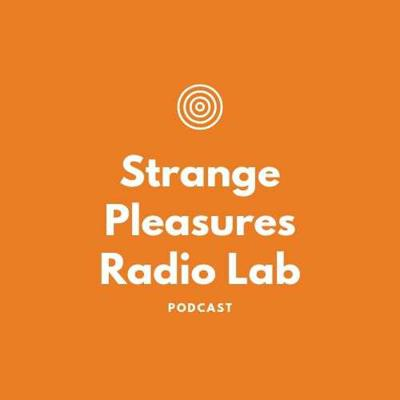 Cover art for S1E45 - Episode Forty-Five of Strange Pleasures Radio Lab - Part Four of Dracula by Bram Stoker