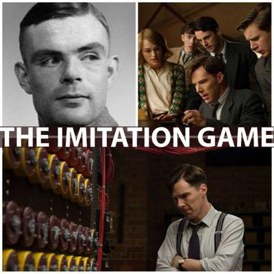 Cover art for 049 - The Imitation Game, Chris Klesges, and the real Alan Turing