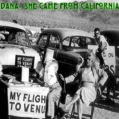 Cover art for Dana- She Came from California