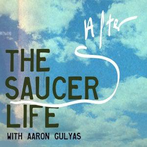 Cover art for The Saucer Afterlife: A Saucer Synesthisa Sleepytime Story
