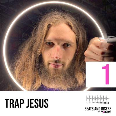 Cover art for #1 – Trap Jesus — Speeding Up Your Workflow, Reframing Your Focus, and the Importance of Showing Up