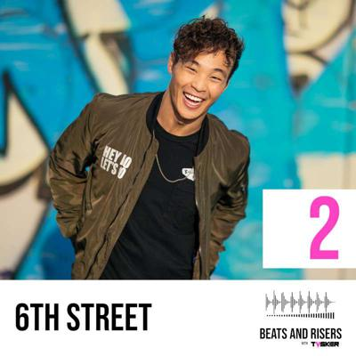 Cover art for #2 – 6TH STREET — Creating Music with Emotion, Finding the Sparks, and Building Community on Twitch