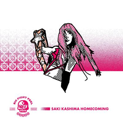 Cover art for #5: Saki Homecoming 2019, TJPW New Championship