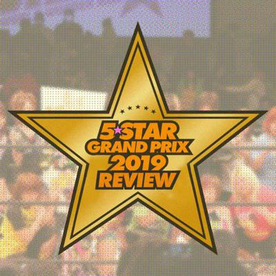 Cover art for #9: 5 Star Grand Prix Review, Bushiroad Stardom, Hazuki Retiring, Giulia x Stardom w/ Sprite