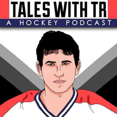Cover art for Tales with TR: A Hockey Podcast - EP4 Featuring Penny Lane Ryan & Brad Leeb