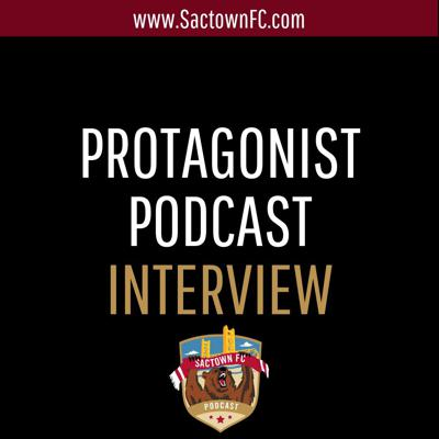Cover art for S1E30 - Protagonist Podcast Interview