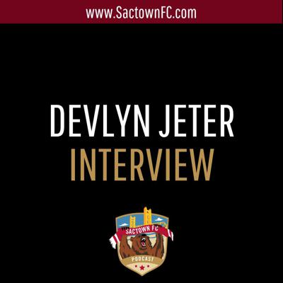 Cover art for S1E28 - Devlyn Jeter Interview