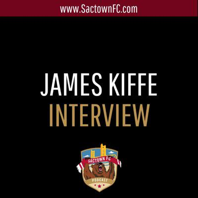 Cover art for S1E29 - James Kiffe Interview