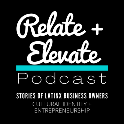 Latinx business owners share stories of cultural identity and entrepreneurship. Join me to learn, relate, and elevate! It includes a Business Mindfulness Series where I share tools and activities to elevate our businesses! In Familia Emprendedora, a mini series, I interview my family members about their entrepreneurship experience (some episodes are en Español).
