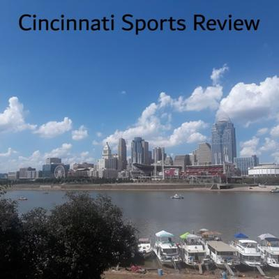 Two fans of Cincinnati area sports and are going to review recent events within the sports realm