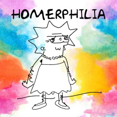 Homerphilia: A Simpsons Saga