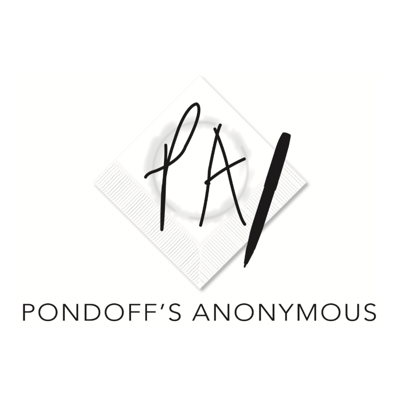 What the back of the book would say… Pondoff's Anonymous offers a sober, unique, authentic, and faithful perspective on grief and alcoholism… hope and grace… anger and love.