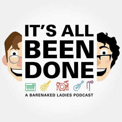 A podcast covering each one of the Barenaked Ladies' songs, chronologically. Only a tiny bit of ironic detachment.