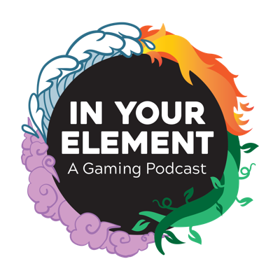 In Your Element is a weekly gaming podcast hosted by Matthew Adler (@matthewadler) focused on Nintendo Switch, PS4 and Indie games.   Each episode, I'll feature a guest to chat about relevant industry news, discuss impressions of recent titles, review new releases, or have engaging discussions around a variety of topics.  Don't forget to follow In Your Element online!  www.inyourelementpodcast.com  Instagram @inyourelementpodcast   Twitter @IYEpodcast  Facebook Page @inyourelementpodcast   If you'd like to join the community of Elementalists, visit: patreon.com/inyourelement   Email me with any questions you'd like me to read on the show at: hello@inyourelementpodcast.com