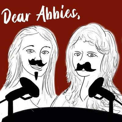 Cover art for Dear Abby, I wrote a love letter