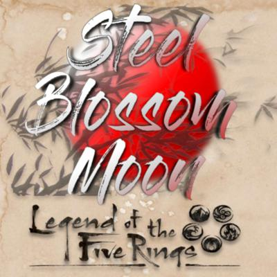 Cover art for Steel Blossom Moon - Ep 1