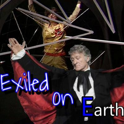 Cover art for Adric Exiled On Earth (2)