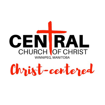 Welcome from Central church of Christ in Winnipeg, Canada. We hope you enjoy listening to our Sunday morning sermon podcasts. We hope that the sermons uplift you and bring you closer to God and our Saviour Jesus Christ.
