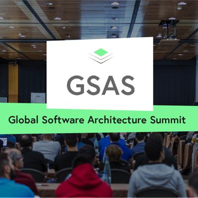 GSAS (Global Software Architecture Summit) is a one day summit which aims to attract and connect software architecture experts from all over the world as well as all those interested in building working software to improve their skills, share knowledge, and connect.  Robust and scalable software is in the center of every discussion and talk, which makes it a perfect place for people who fight for quality in the software development world.  Over 300 software architects will come together for one day to promote quality in the world of software.  In addition to technical talks, panel discussions and debates, it will be fun! There will be snacks and beers, opportunity to meet like-minded people and generate interesting discussions.  Your demographics doesn't matter, what really matters is your passion for useful, well designed, maintainable and scalable software.