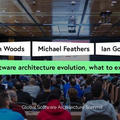 Cover art for Software architecture evolution, what to expect? Panel Discussion