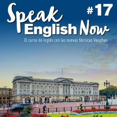 Cover art for Speak English Now by Vaughan Libro 17